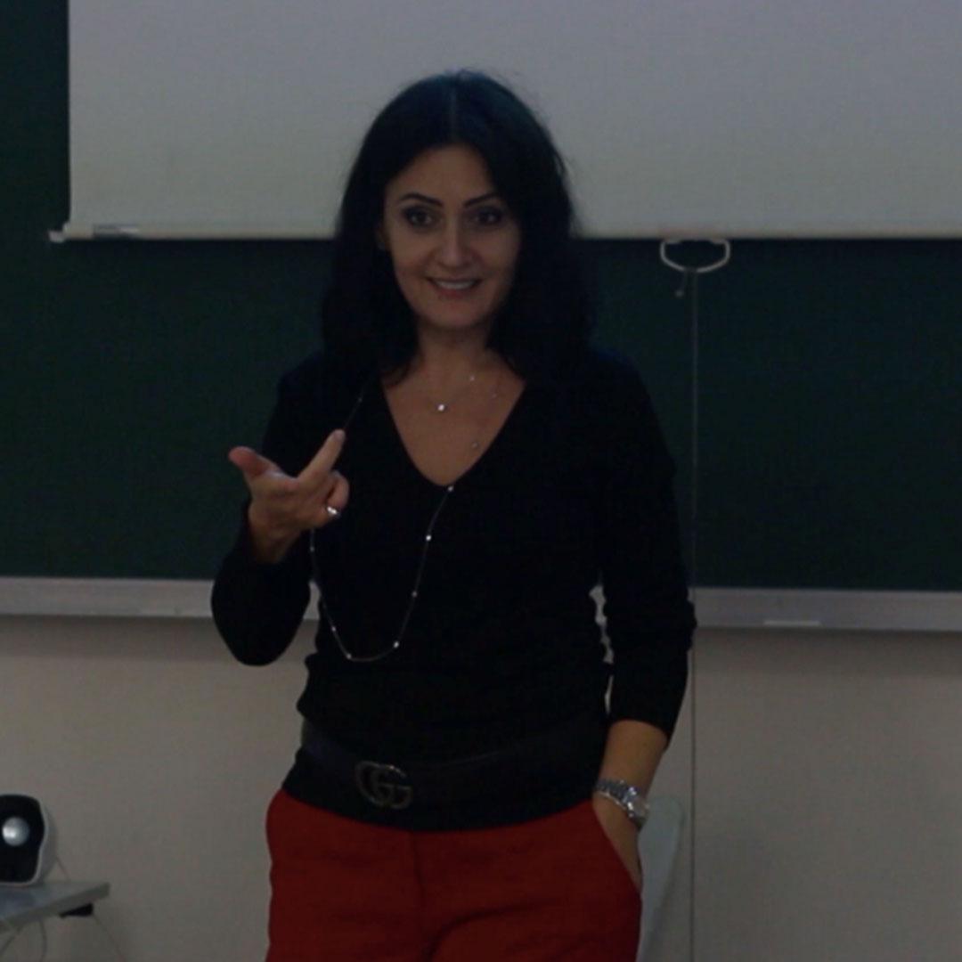 2018 Boğaziçi Üniversitesi Kariyer Gelişimi ve Liderlik Sunumu