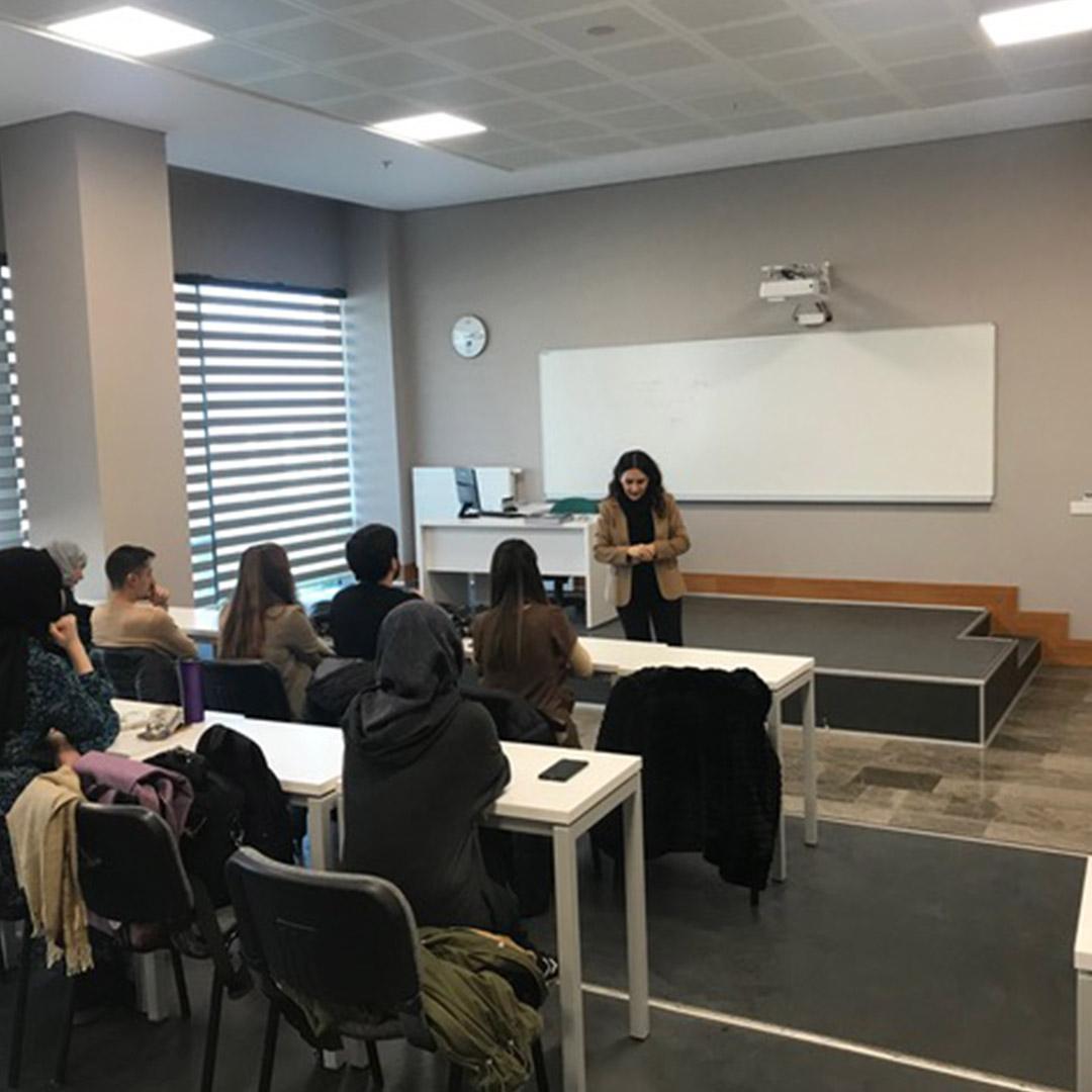 2019 29 Mayıs Üniversitesi  Siyaset Bilimi ve Uluslararası İlişkiler Sunumu