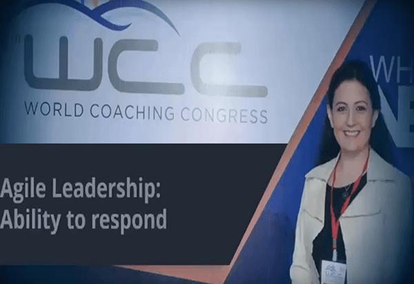 World Coaching Congress Feb 2016- Agile Leadership: Ability to respond