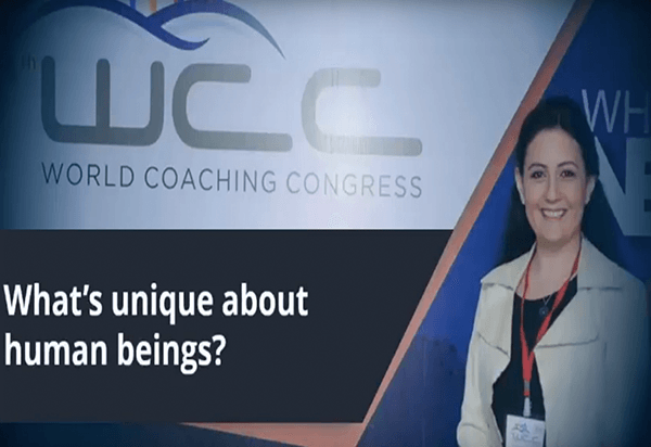 World Coaching Congress Feb 2016- What's unique about human beings?