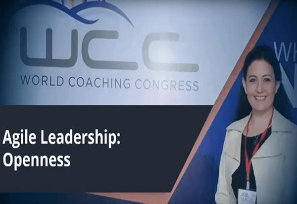 World Coaching Congress Feb 2016- Agile Leadership: Openness