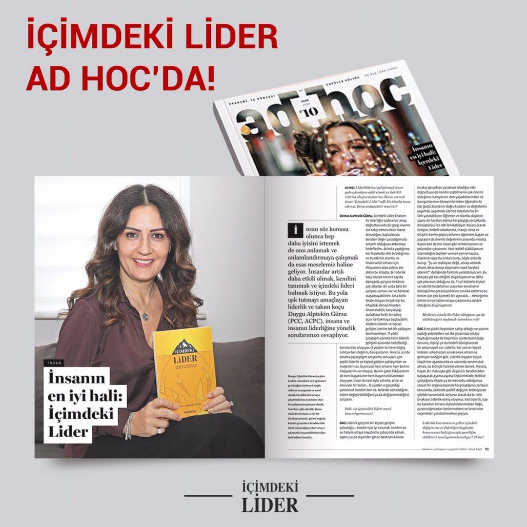 Ad Hoc Dergisi 2019
