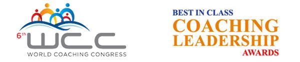 2016 Dünya Koçluk Kongresi  (WCC) Liderlik Koçluğu Ödülü